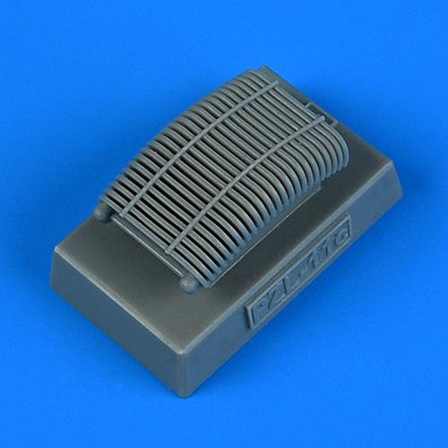 1/32 PZL P.11c oil radiator for IBG kit