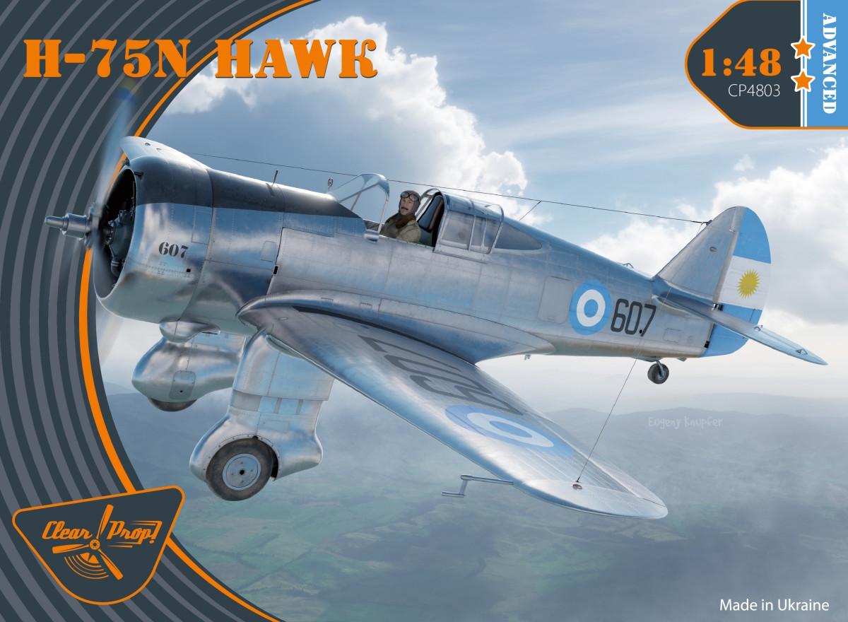 1/48 H-75O Hawk - Advancet kit - Clear Prop