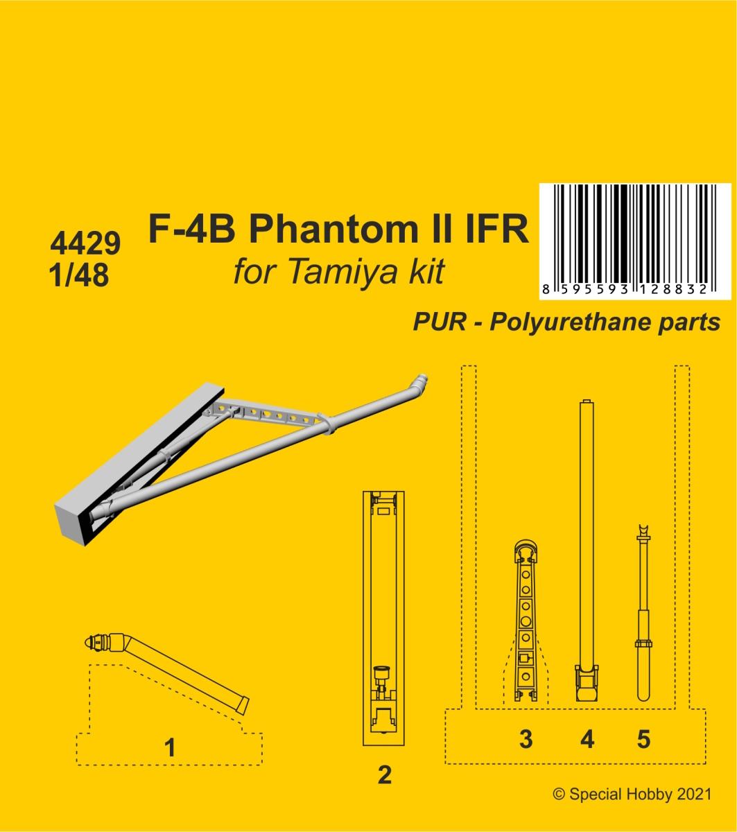 1/48 F-4B Phantom IFR (from Tamiya kit)