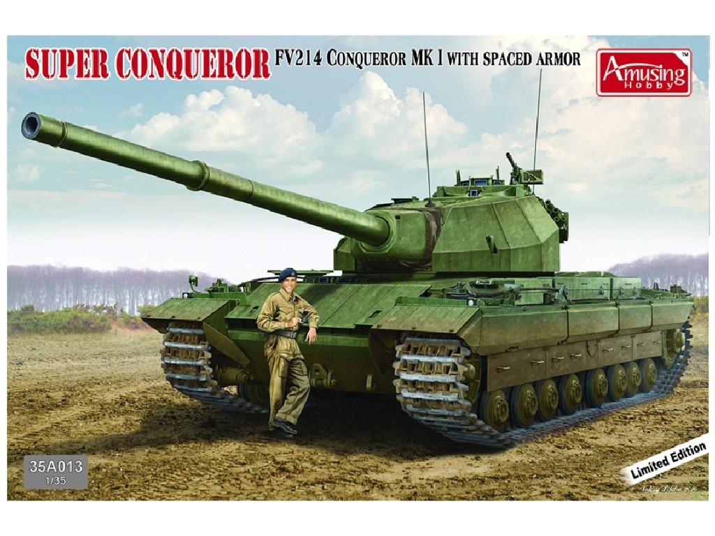 1/35 Super Conqueror Limited Edition