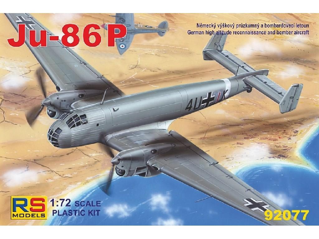 1/72 Junkers 86 P