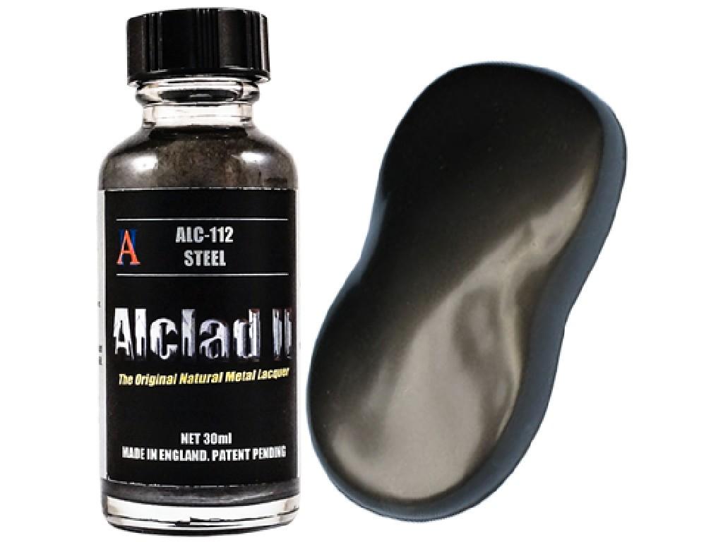 Alclad II - Steel - 30ml