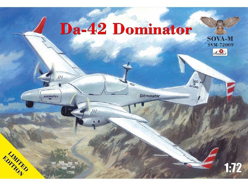 1/72 DA-42 Dominator UAV