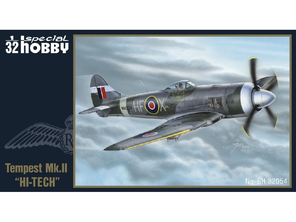 1/32 Hawker Tempest Mk.II HI-TECH