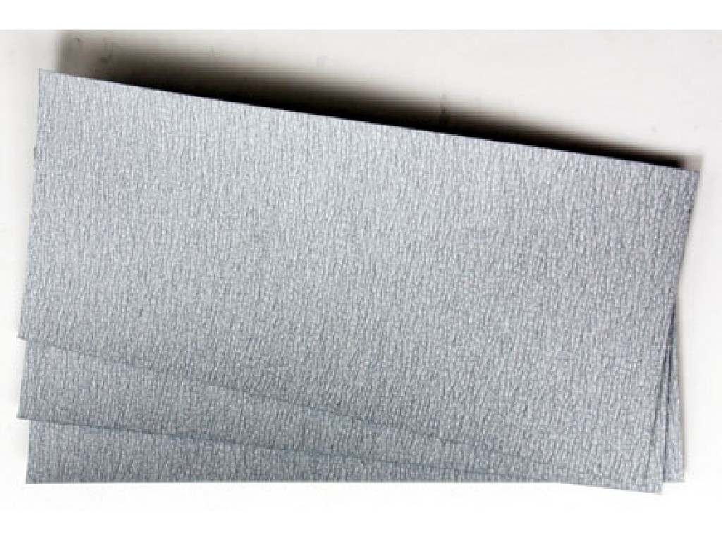 Tamiya Finishing Abrasives - Brusný papír 1500 (3pcs)