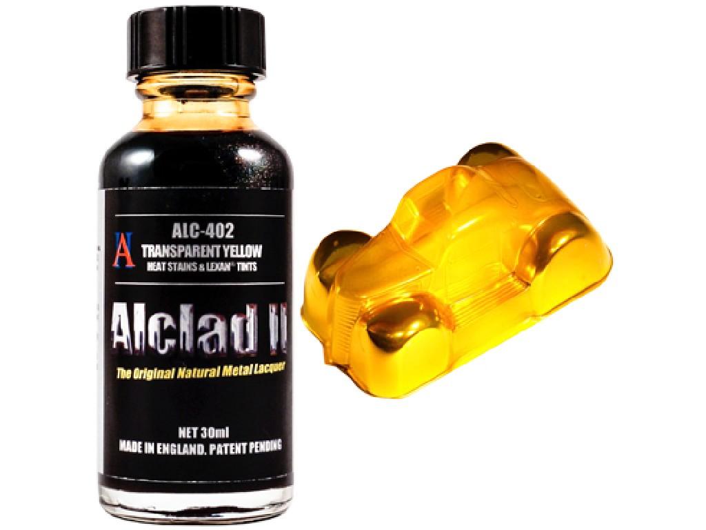 Alclad II - Transparent Yellow - 30ml