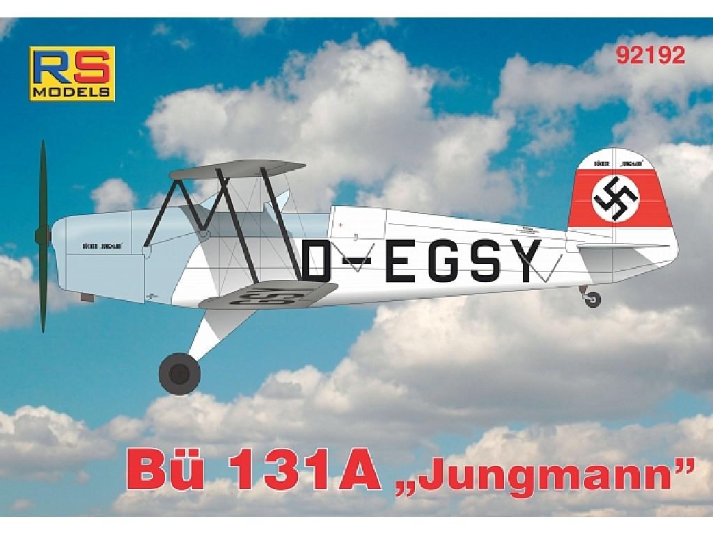 1/72 Bücker Bü-131 A