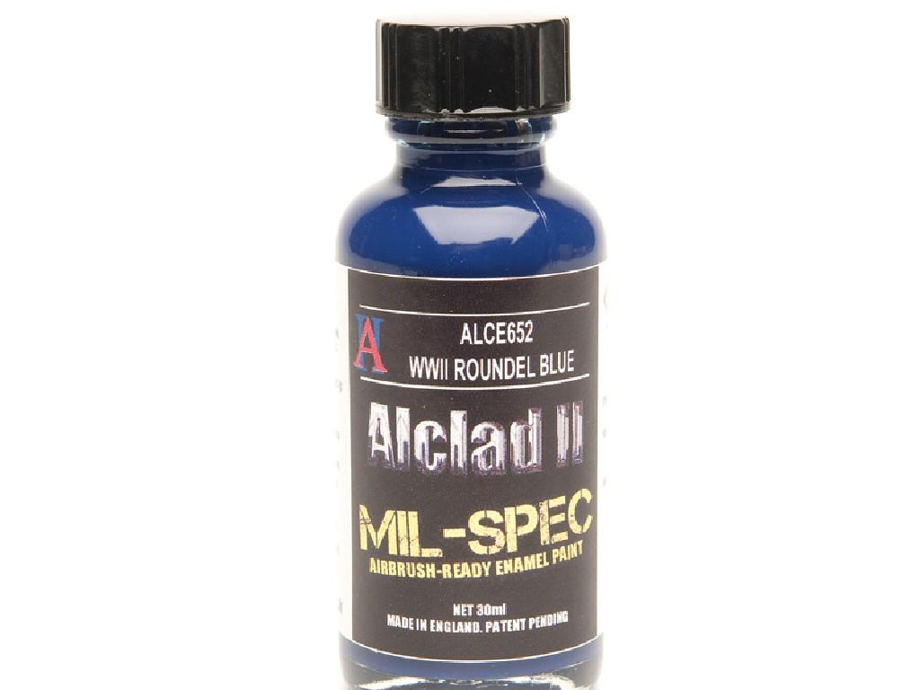 Alclad II - WWll Roundel Blue - 30ml