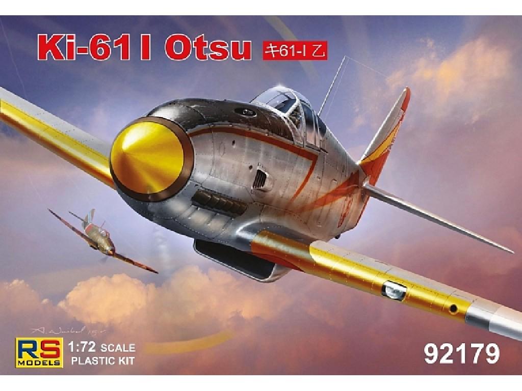 1/72 Ki-61 Otsu