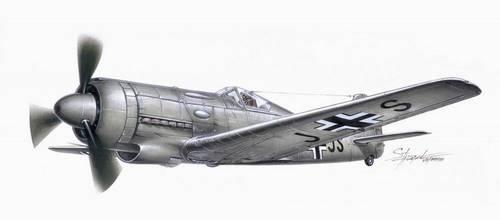 1/48 Focke Wulf Fw-190C (V-13)