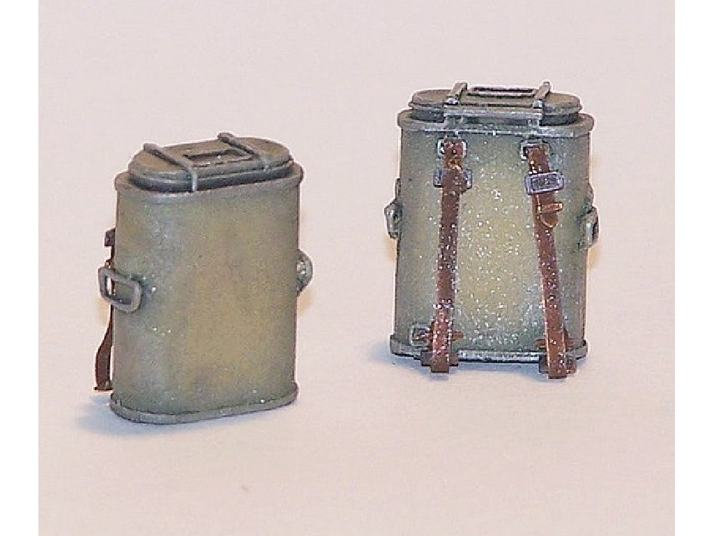 1/35 German Hot box