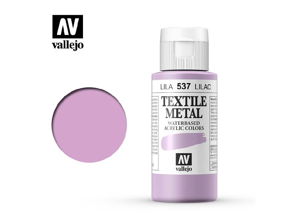 Vallejo - Textil Color Metal 537 Lilac Metal 60ml
