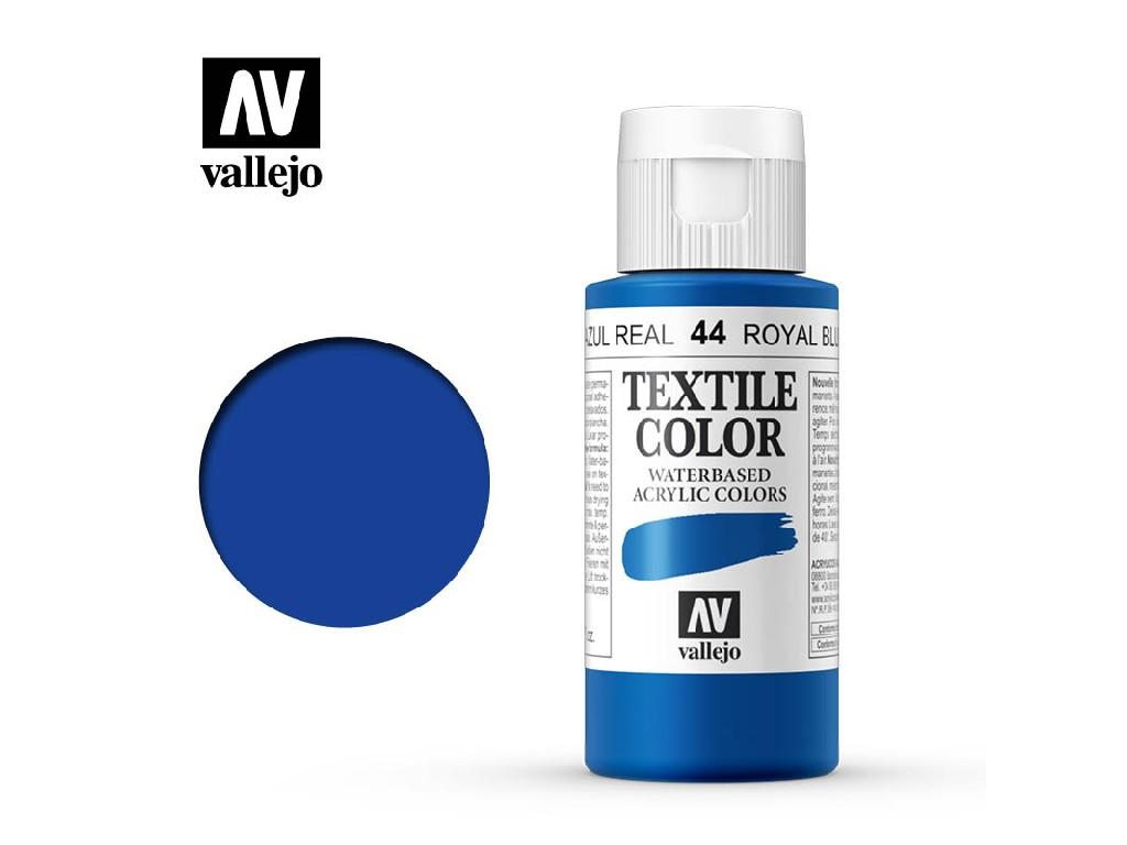 Vallejo - Textil Color 44 Cobalt Blue 60ml