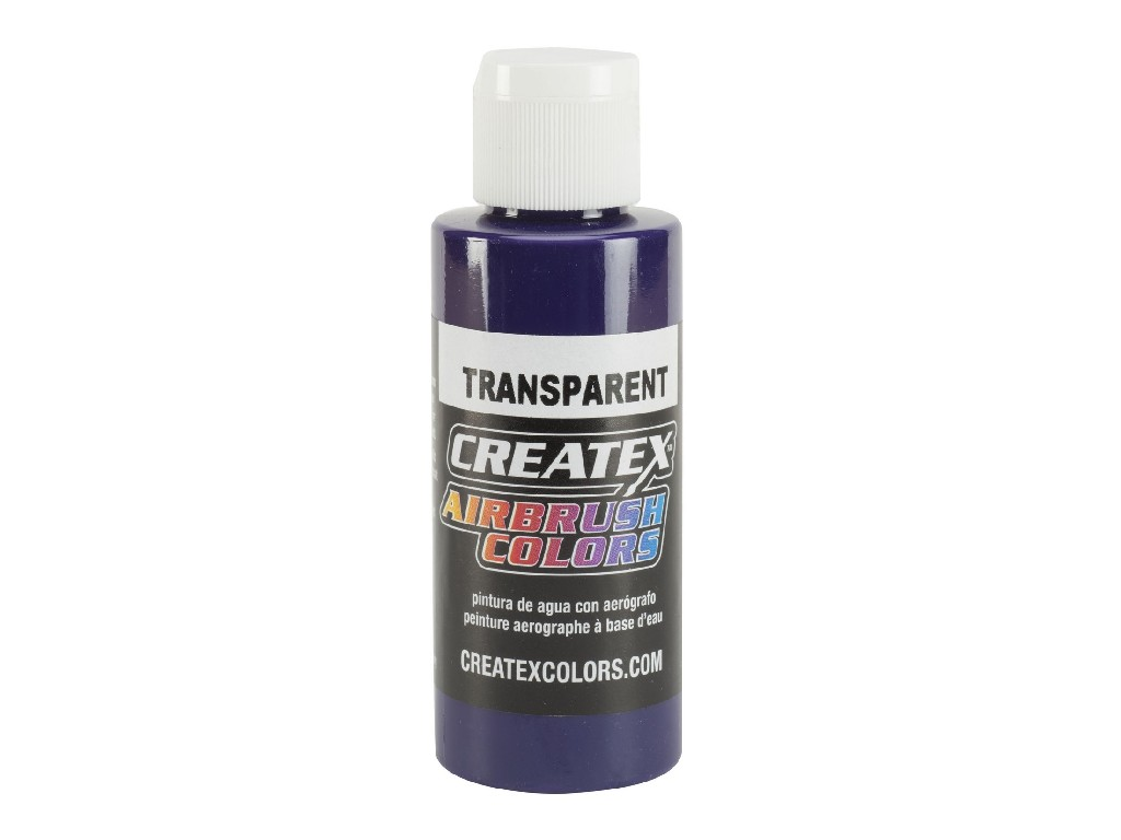 Createx Transparent Red Violet - 60 ml