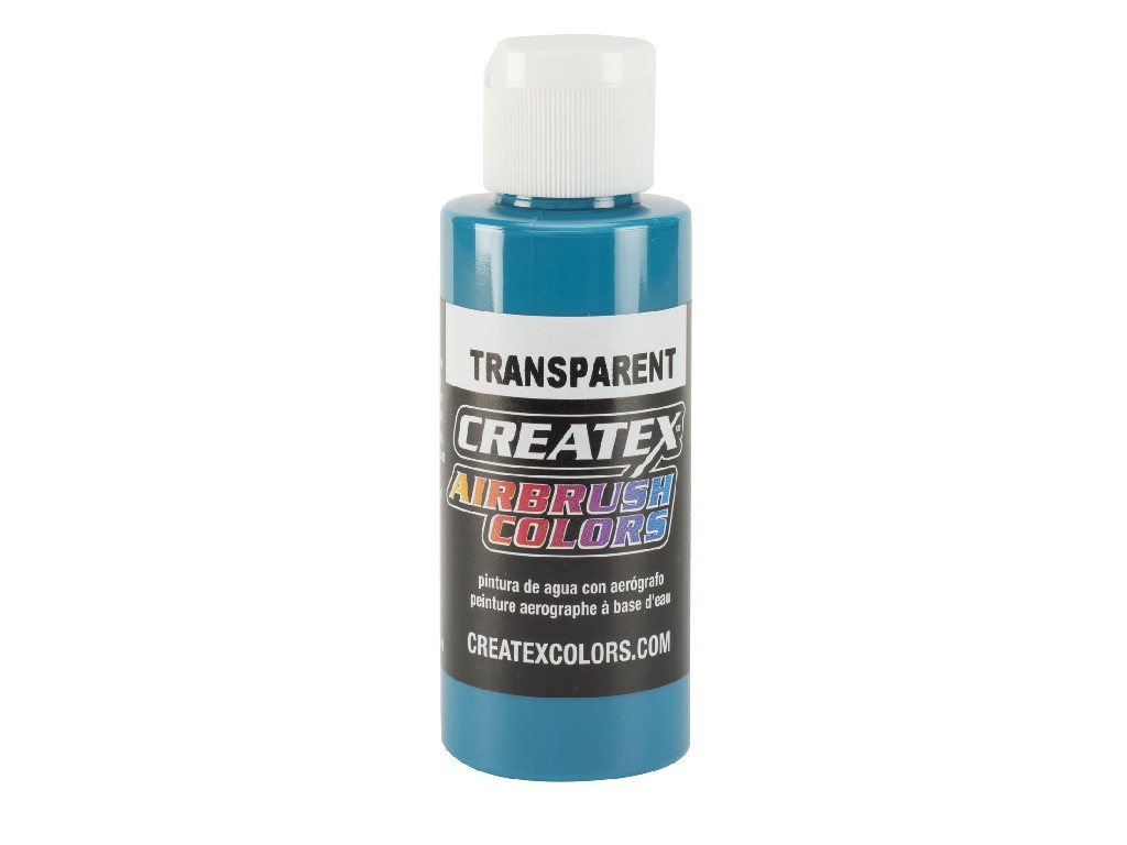 Createx Transparent Sunrise Yellow - 60ml