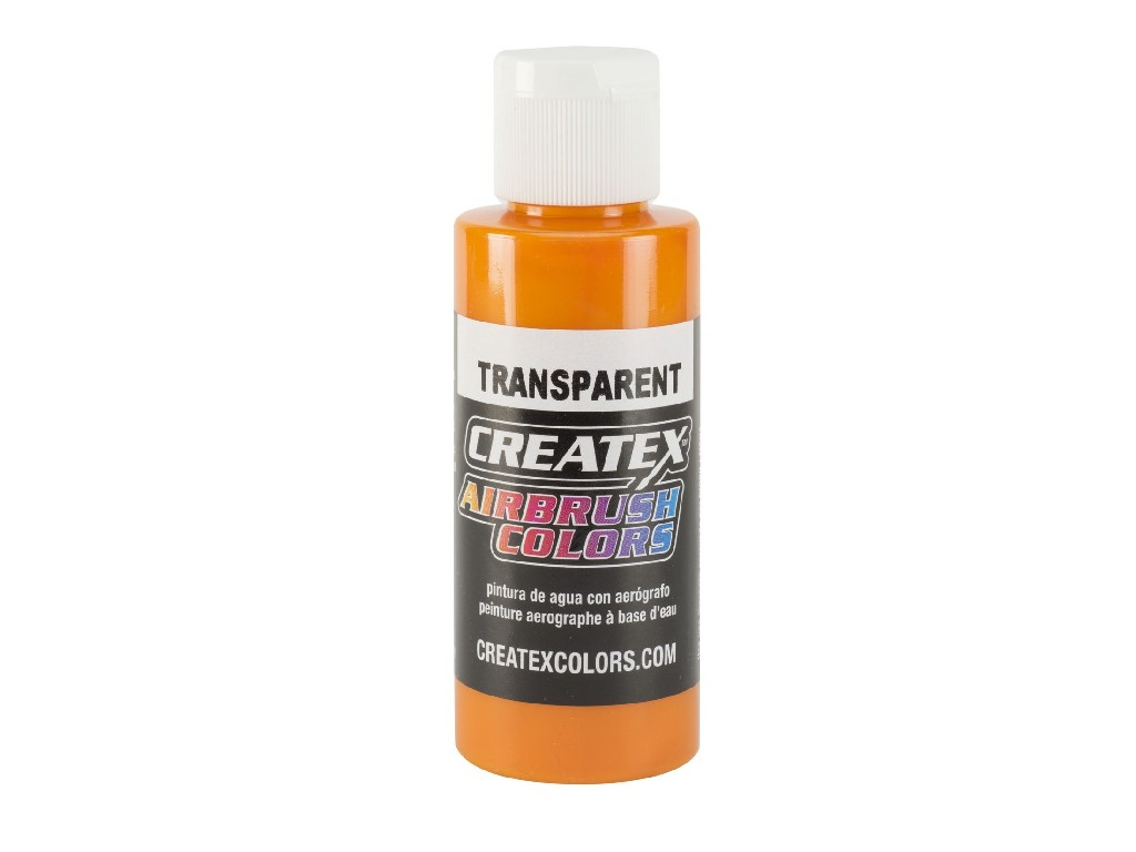 Createx Transparent Brite Yellow - 60ml