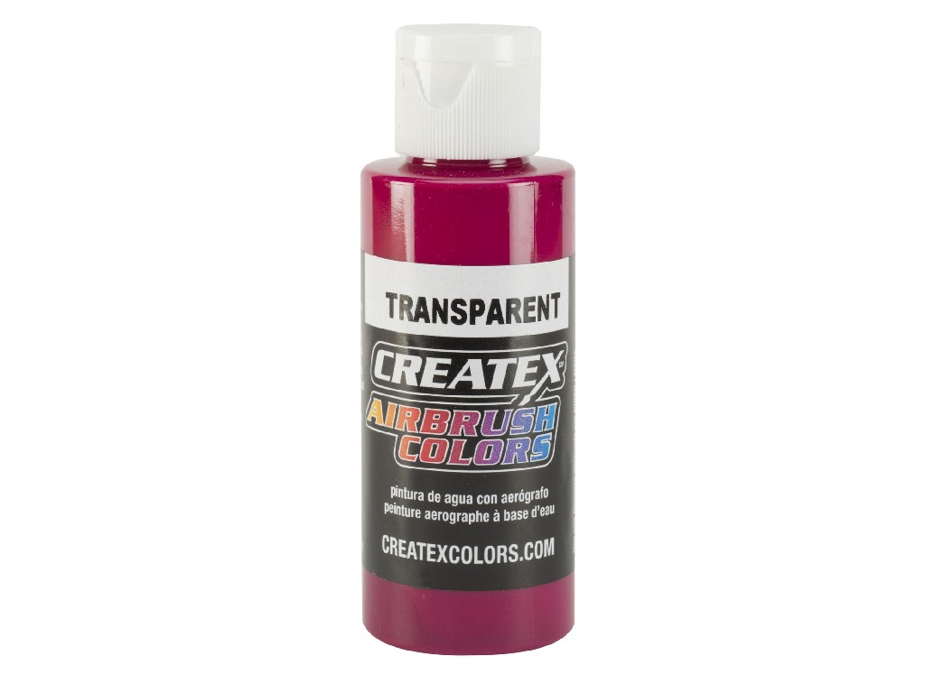 Createx Transparent Burgundy - 60ml