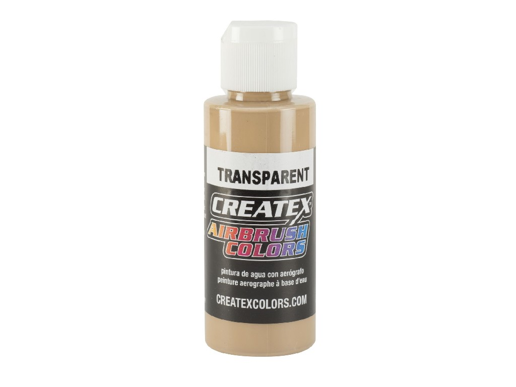 Createx Transparent Light Brown - 60 ml