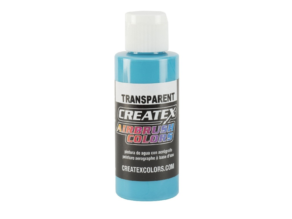 Createx Transparent Maui Blue - 60ml