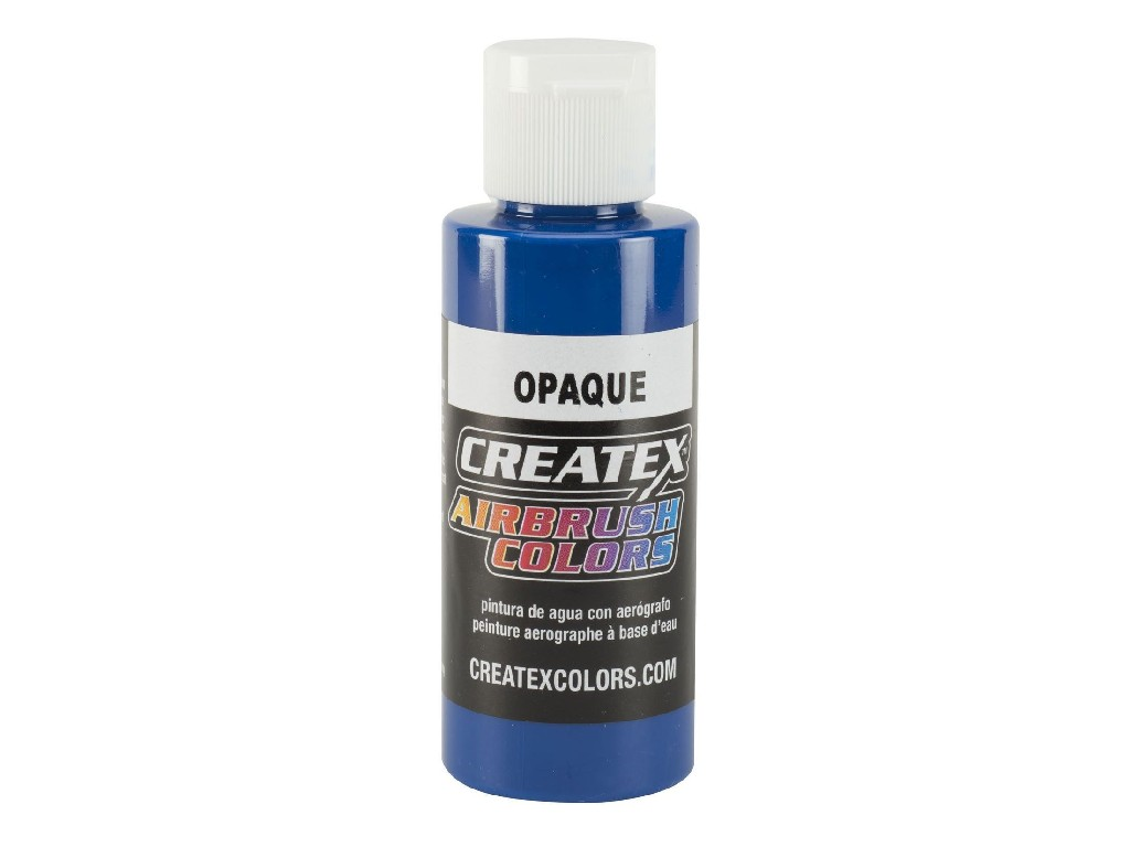 Createx Opaque Blue - 60ml