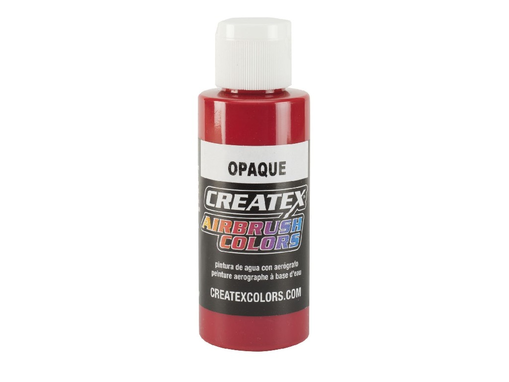 Createx Opaque Red - 60ml