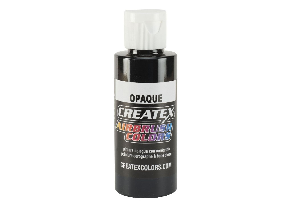 Createx Opaque Black - 60ml