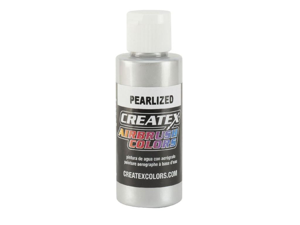 Createx Pearl Silver - 60ml