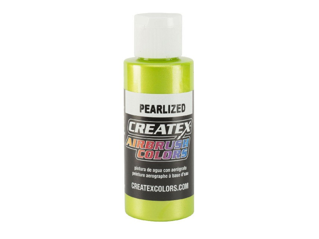 Createx Pearl Lime - 60ml