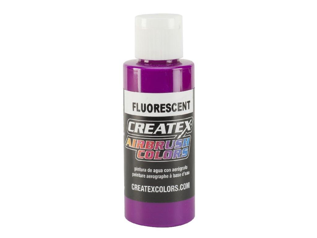 Createx Fluorescent Violet - 60ml
