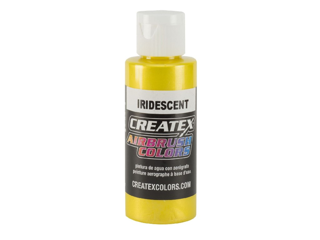 Createx Iridescent Yellow  - 60ml