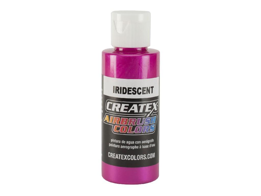 Createx Iridescent Fuchsia  - 60ml