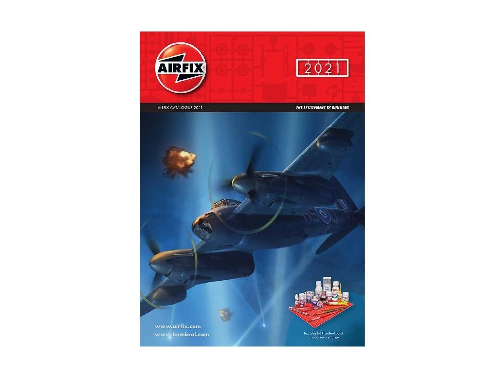 AIRFIX katalog 2021