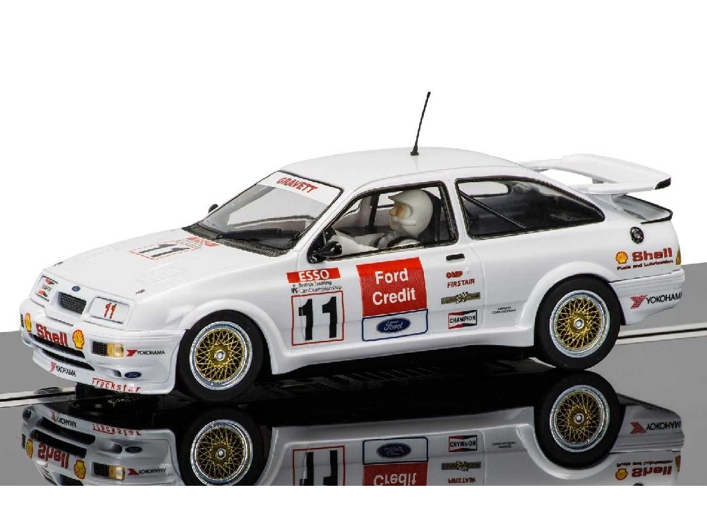 1/32 Autíčko Circuit SCALEXTRIC C3781 - Ford Sierra RS500