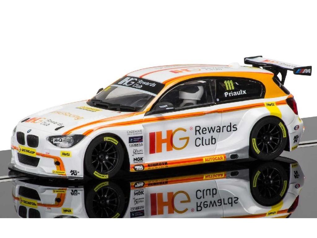 1/32 Autíčko Circuit SCALEXTRIC C3784 - BTCC BMW 125 Series 1