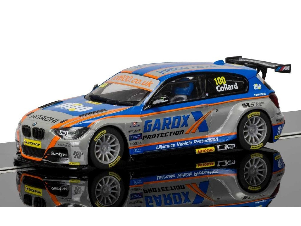 1/32 Autíčko Circuit SCALEXTRIC C3862 - BTCC BMW 125 Series 1 Rob Collard