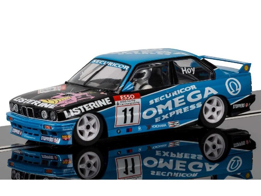 1/32 Autíčko Circuit SCALEXTRIC C3866 - BMW M3 E30, Will Hoy