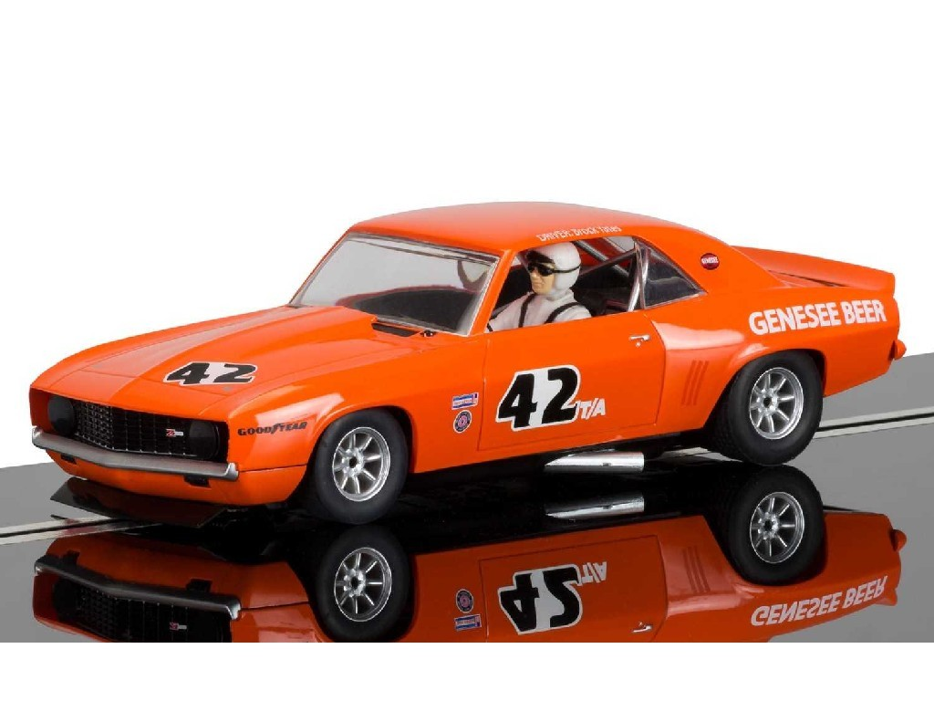 1/32 Autíčko Circuit SCALEXTRIC C3874 - Chevrolet Camaro 1971 Trans Am