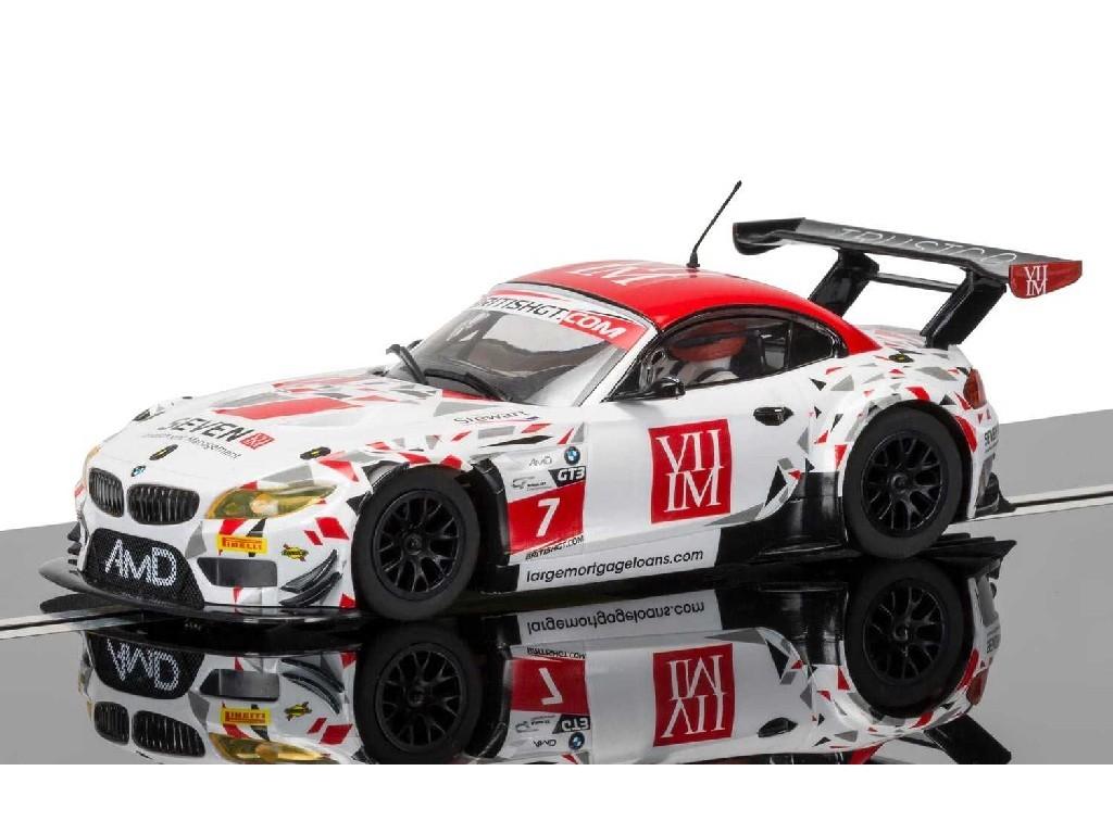 1/32 Autíčko GT SCALEXTRIC C3848 - BMW Z4 GT3, AMD Tuning