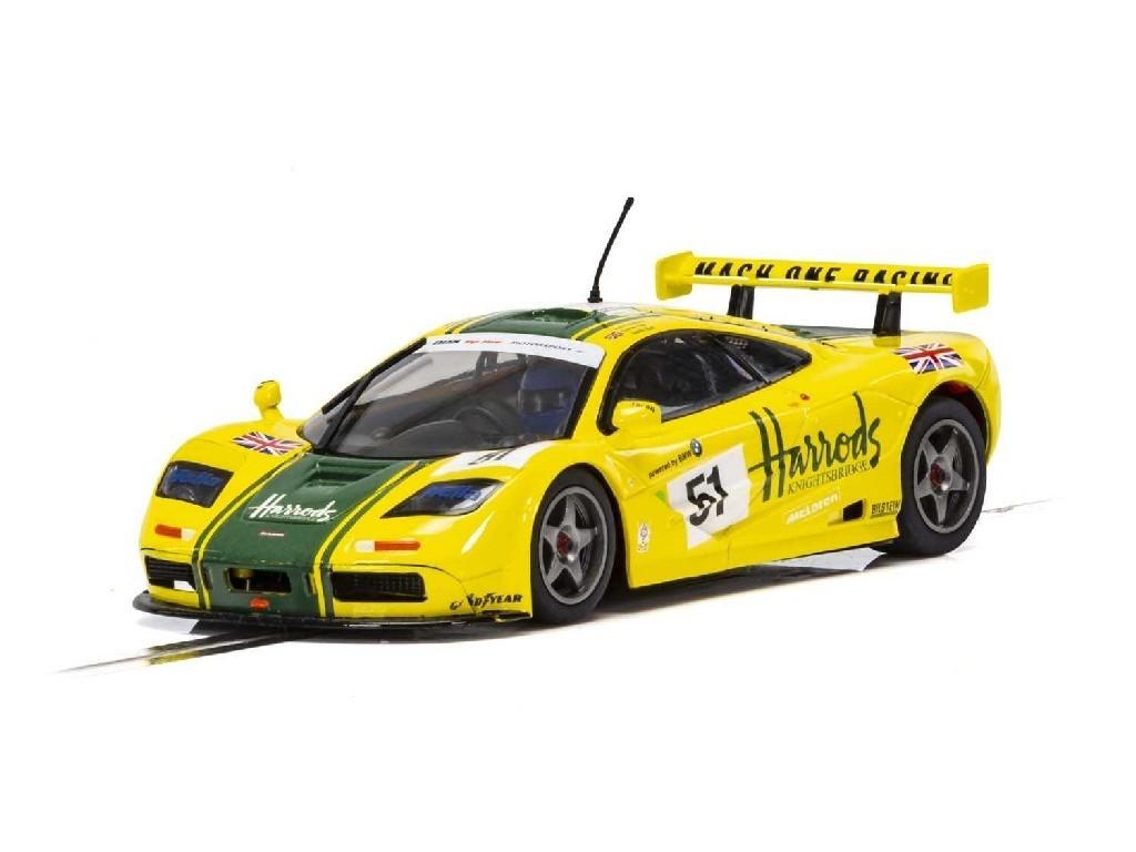 1/32 Autíčko GT SCALEXTRIC C4026 - McLaren F1 GTR - LeMans 1995 - Harrods
