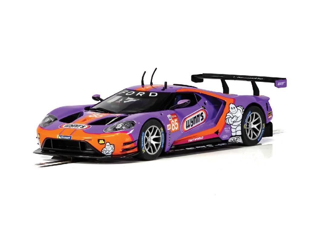 1/32 Autíčko GT SCALEXTRIC C4078 - Ford GT GTE - Le Mans 2019 - No. 85