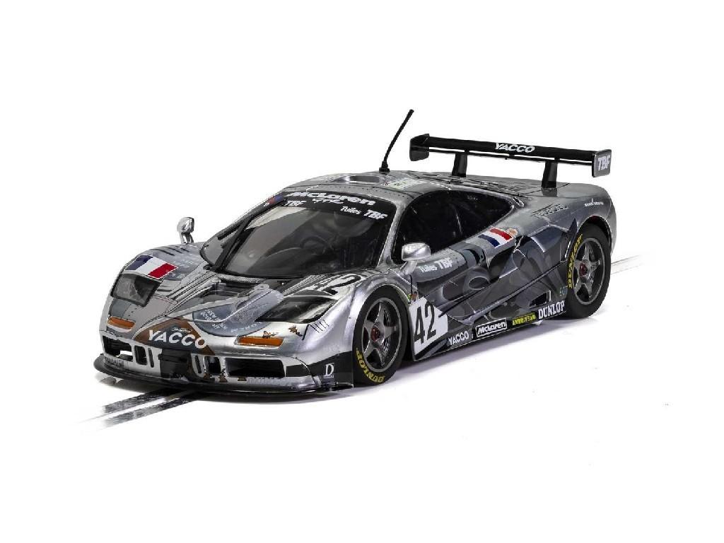 Autíčko GT SCALEXTRIC C4159 - McLaren F1 GTR - LeMans 1995 - BBA Competition (1:32)
