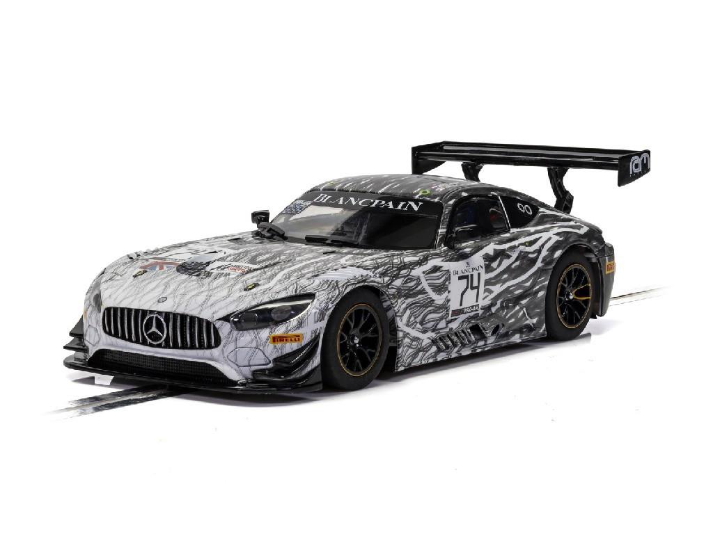 1/32 Autíčko GT SCALEXTRIC C4162 - Mercedes AMG GT3 - Monza 2019 - RAM Racing