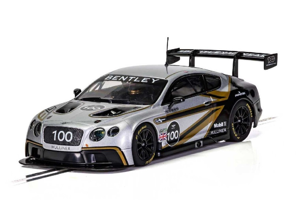 1/32 Autíčko Limited Edition SCALEXTRIC C4057A - Bentley Continental GT3 - Centenary Edition