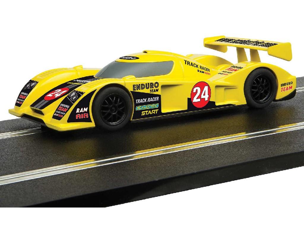 Autíčko Start Scalextric C4112 - Endurance Car – Lightning (1:32)