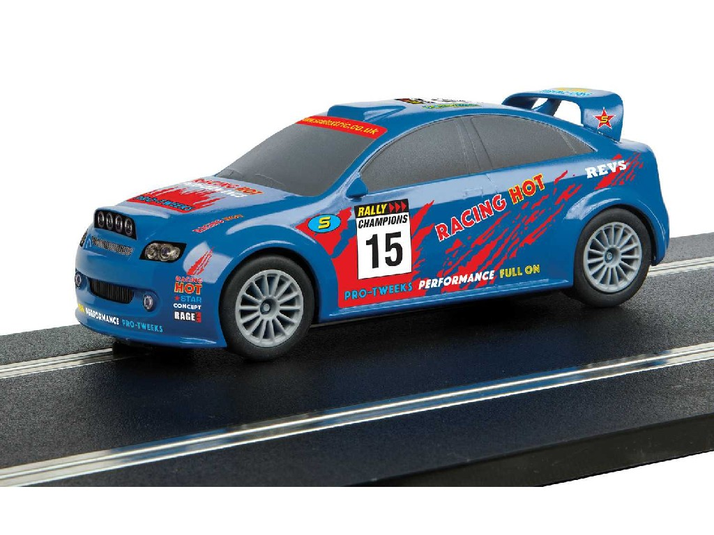 Autíčko Start Scalextric C4115 - Rally Car – Pro Tweeks (1:32)