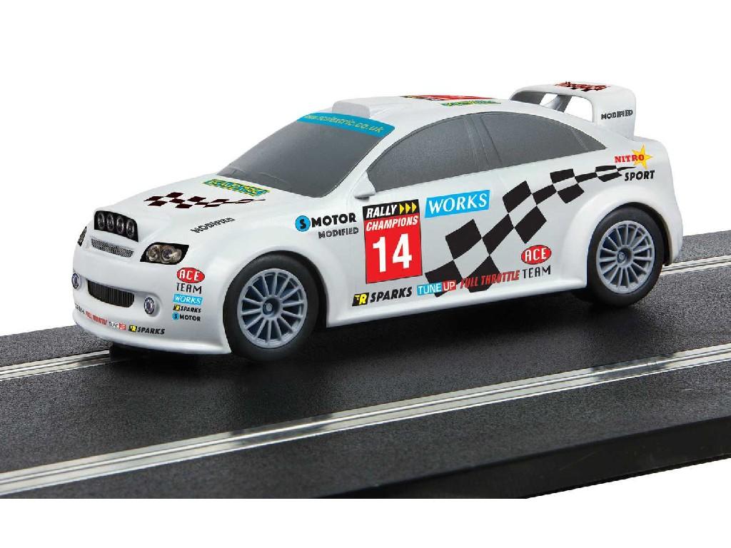 1/32 Autíčko Start SCALEXTRIC C4116 - Rally Car – 'Team Modified'