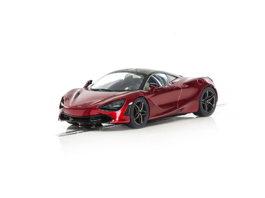 1/32 Autíčko Super Resistant SCALEXTRIC C3911 - McLaren 720S - Memphis Red
