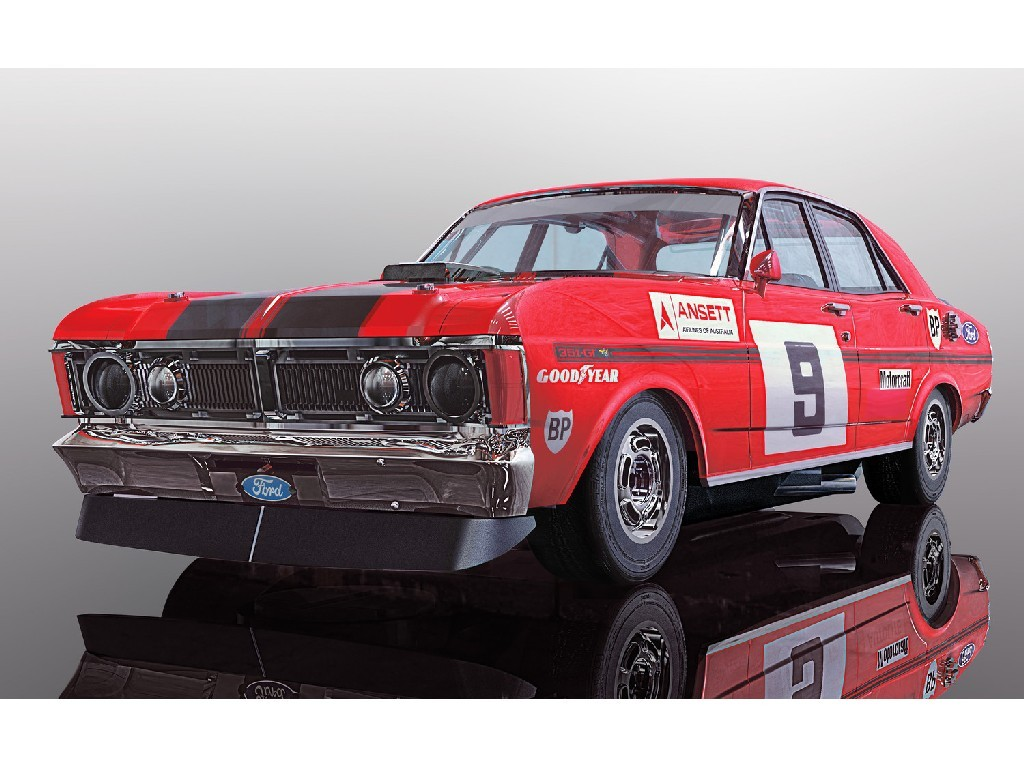 1/32 Autíčko Touring SCALEXTRIC C4028 - Ford XY Falcon - ATCC 1973 Winner - Alan Moffat