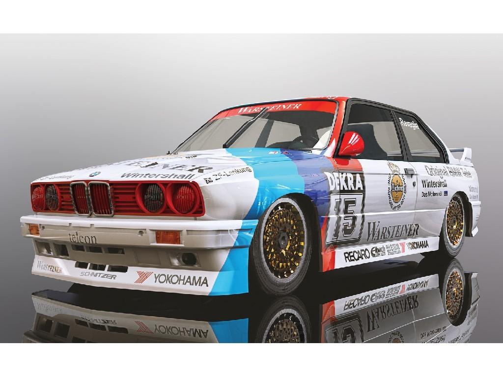 1/32 Autíčko Touring SCALEXTRIC C4040 - BMW E30 M3 - DTM 1989 Champion