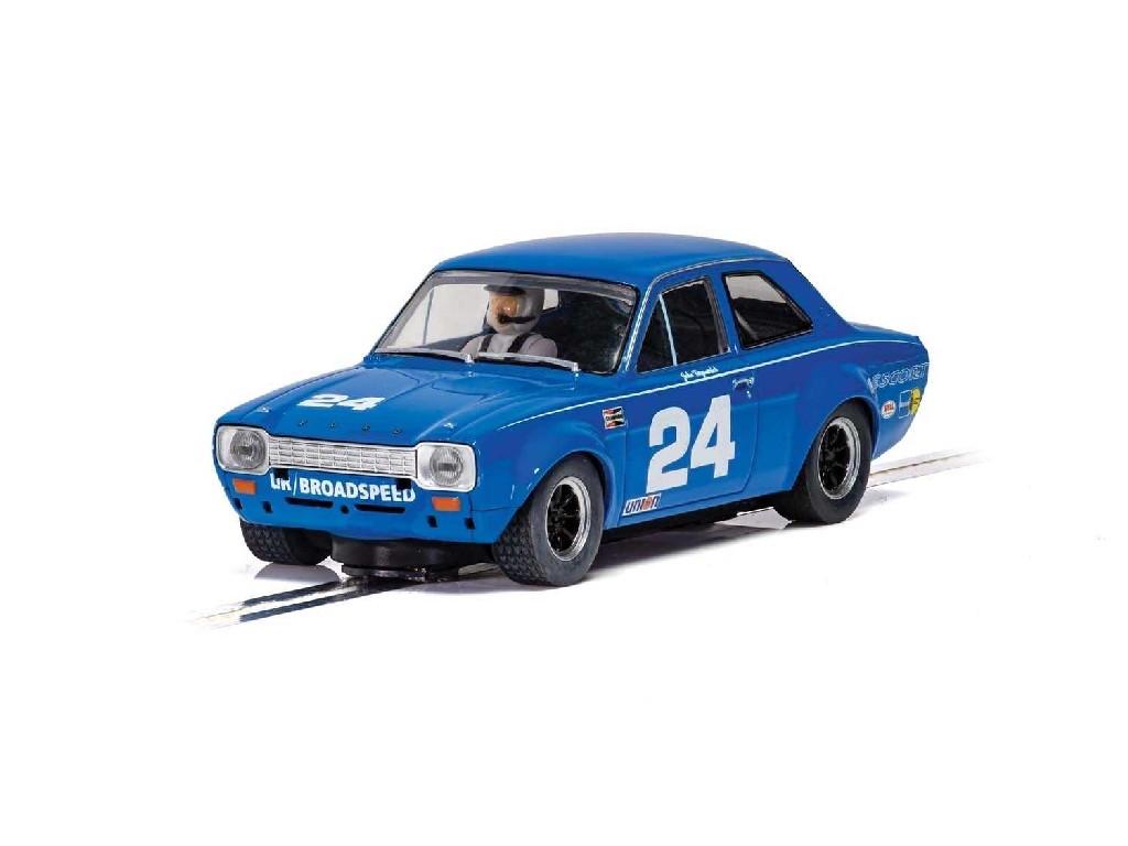 Autíčko Touring SCALEXTRIC C4085 - Ford Escort MK1 - Daytona 1972 (1:32)